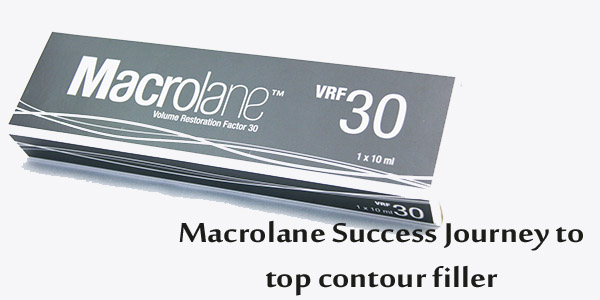 Macrolane Success Journey to top contour filler