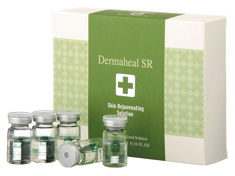 A dermal filler for men to rejuvenate skin